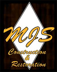 MJS Construction & Restoration's Logo